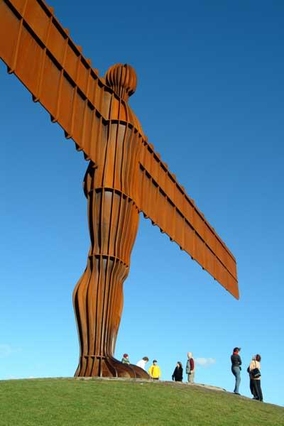 Newcastleangel of the north