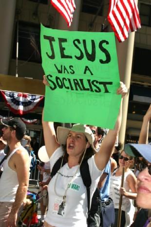 JesusSocialist
