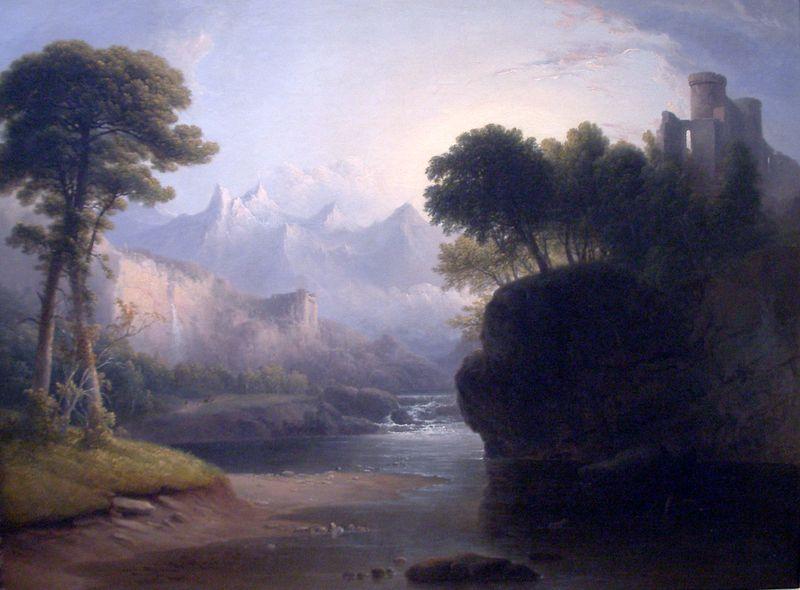 Fanciful_Landscape-1834-Thomas_Doughty