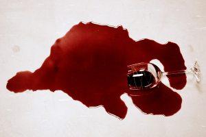 Spilt-wine